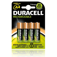 Pile Duracell StayCharged