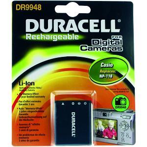 Image of Duracell Digital Camera Battery 3.7v 820mAh 3.0Wh (DR9948)