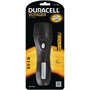 Image of Duracell Voyager D Size Torch (CL-10)