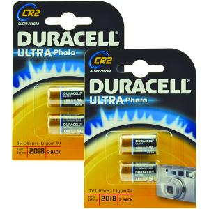 Image of Duracell Ultra Power Lithium 2 Pks of 2 (BUN0085A)