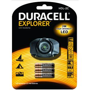 Duracell Explorer Headlamp Torch