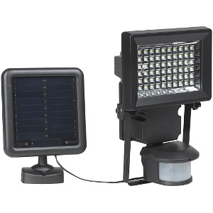 400 Lumen Solar LED Security Light