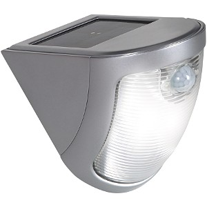 90 Lumen Solar LED Security Light