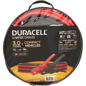 Duracell Jumper Cable 3M 16mm² Gauge+LED