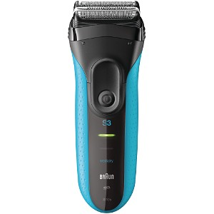 Braun 3010s Rechargeable Wet & Dry Shaver