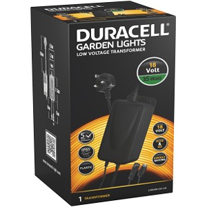 Duracell Low Voltage Transformer