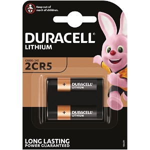 Image of DURACELL LITIO 245 ULTRA M3 PHOTO