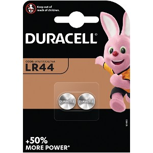 Image of BATT.LR 44 BL2 PAST. DURACELL