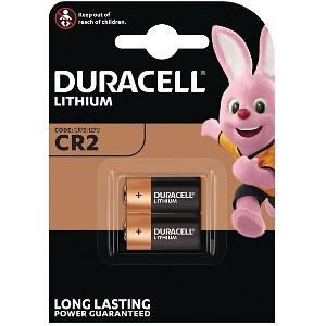 Image of Duracell Ultra CR2 Litio (Confezione da 2) (DLCR2-X2)