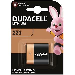 Image of Duracell Ultra M3 6v Litio (Confezione da 1) (DL223A)