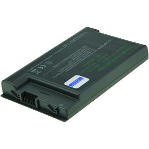 TravelMate 8002LCib Batteria (8 Celle)
