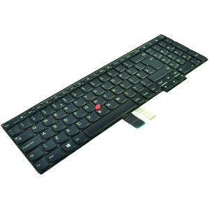 ThinkPad Edge E540 Keyboard Non-Backlit UK English