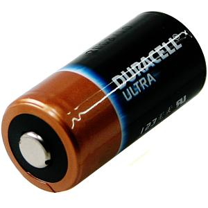 ShotMasterZoom 70D Batteria