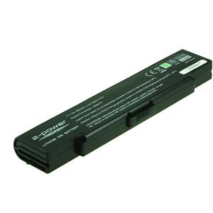 Vaio VGN-S4VP/B Batteria (6 Celle)