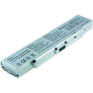 Vaio VGN-CR240E/B Batteria (6 Celle)
