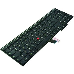 ThinkPad W540 Non-Backlit Keyboard (German)