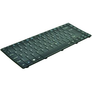 TravelMate 8371G Keyboard 100 Key (UK)