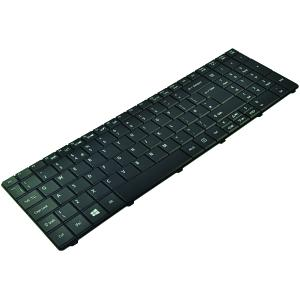 TravelMate P253-MG Keyboard English 106K Black
