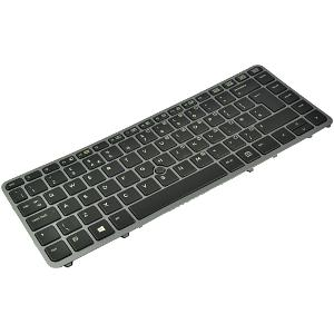 EliteBook 845 G2 Backlit Keyboard with Pointer Stick (UK)