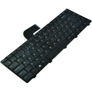 Vostro 2520 Non-Backlit Keyboard Win 8 (UK)