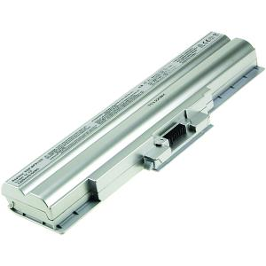 Image of Vaio VGN-SR165N/B Batteria (6 Celle) (SONY,Argento)