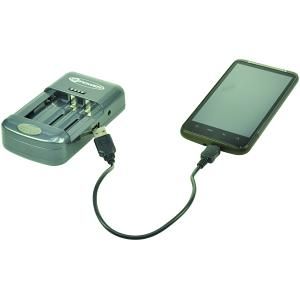 555S ElectroFlash Caricatore