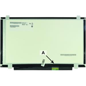 "Satellite L40-A 14.0"" WXGA HD 1366x768 LED Glossy"