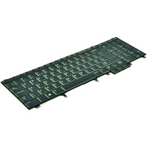Precision M6700 Keyboard Non Backlit (UK)
