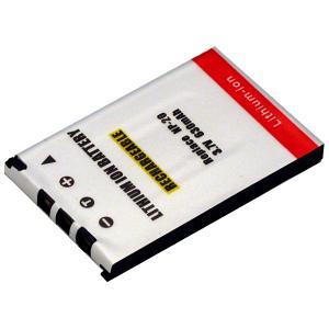 Image of Batteria Exilim EX-Z77 (Casio,Bianco)