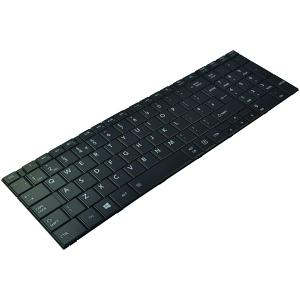 Satellite C850-175 Keyboard - UK (Black)