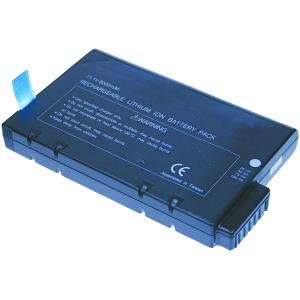 Ascentia M6266T Batteria (9 Celle)
