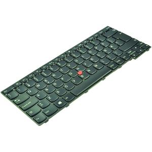 ThinkPad E440 Keyboard Norwegian Non Back-lit