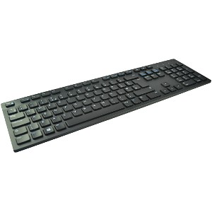 Latitude 3340 Black USB Qwerty Keyboard (UK)