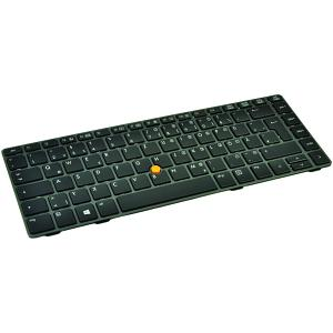 EliteBook 8470w Keyboard - German