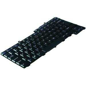 Inspiron E1705 Keyboard (UK) 88 keys