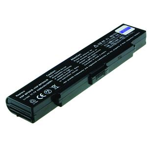 Vaio VGN-CR125E/B Batteria (6 Celle)