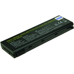 Satellite L25-S1216 Batteria (8 Celle)