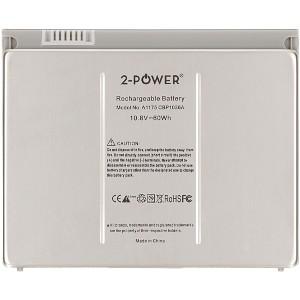 Image of Batteria MacBook A1260 (Apple,Argento)