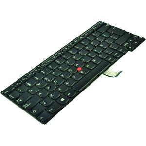 ThinkPad T431s Keyboard Non-Backlit Spanish