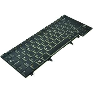 Latitude E5420 Keyboard - UK, Non-backlit W/O Dualpoint