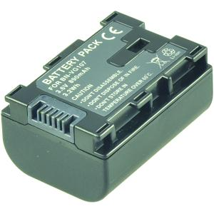 GZ-MG750BEK Batteria (1 Celle)