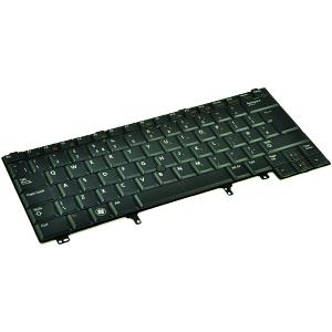 Latitude XT3 Keyboard - UK, Non-Backlit - W/O Numpad