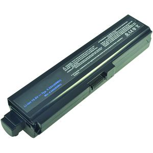 Satellite L655D-S5076BN Batteria (12 Celle)