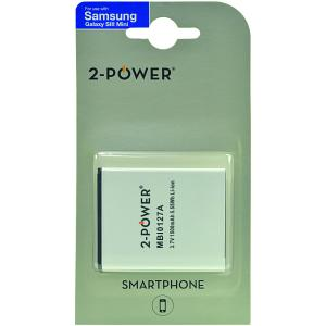 Galaxy Trend Plus S7580 Batteria