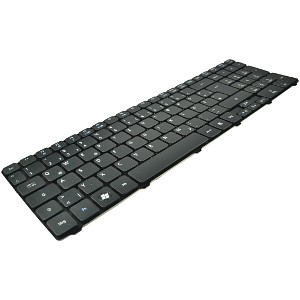 Aspire 5741 Keyboard German 104 Key