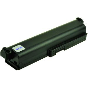 Satellite L655-S5100BK Batteria (12 Celle)