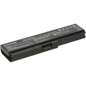 Satellite L645D-S4058BN Batteria (6 Celle)