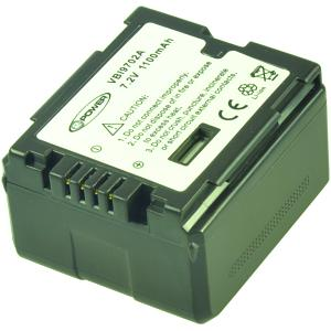 HDC -SD9 Batteria (2 Celle)