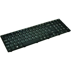Aspire 5551G Keyboard - UK 104 Key (Black)