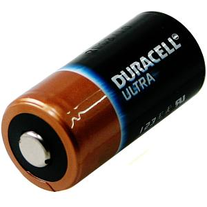 Pocket Dual Zoom-AF Batteria